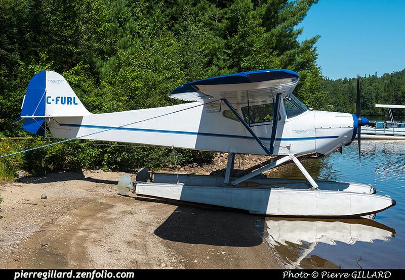 Pierre GILLARD: Private Aircraft - Avions privés : Canada &emdash; 2018-618467