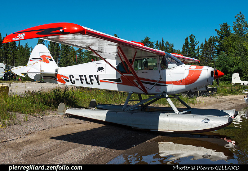 Pierre GILLARD: Private Aircraft - Avions privés : Canada &emdash; 2018-618464