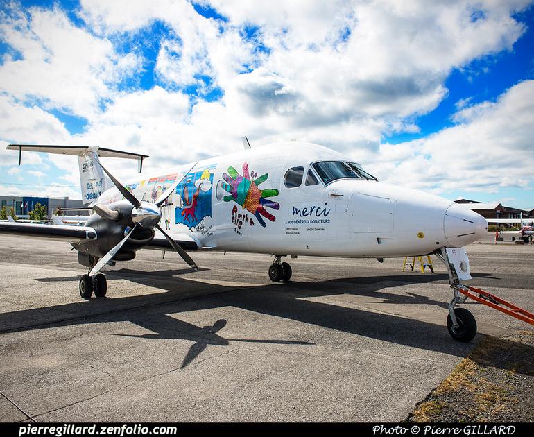 Pierre GILLARD: Chrono Aviation &emdash; 2018-619609