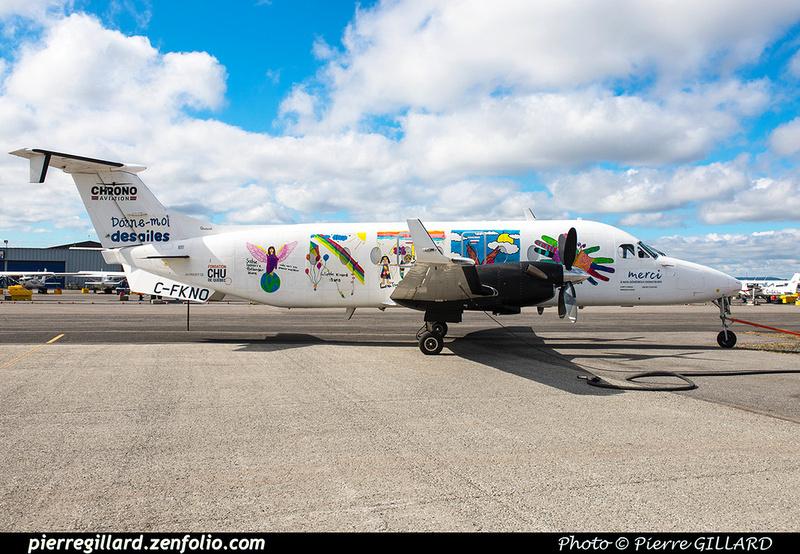 Pierre GILLARD: Chrono Aviation &emdash; 2018-619568