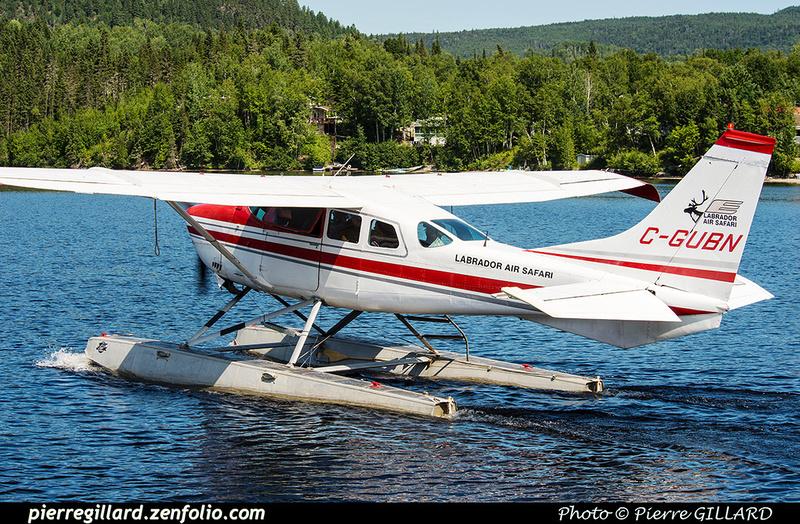 Pierre GILLARD: Air Saguenay &emdash; 2018-422476