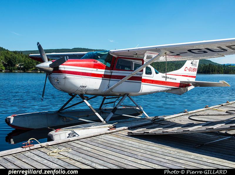 Pierre GILLARD: Air Saguenay &emdash; 2018-618453