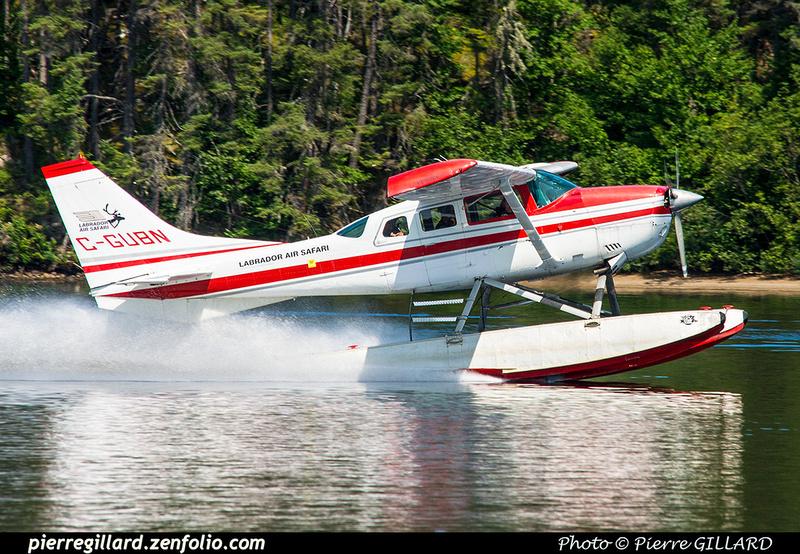 Pierre GILLARD: Air Saguenay &emdash; 2018-422491