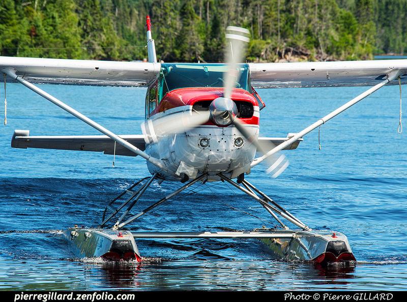 Pierre GILLARD: Air Saguenay &emdash; 2018-422532
