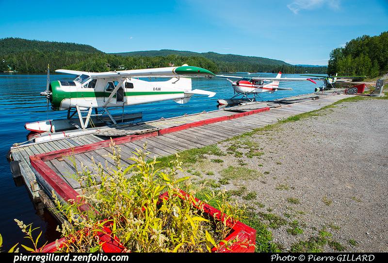 Pierre GILLARD: Air Saguenay &emdash; 2018-618509
