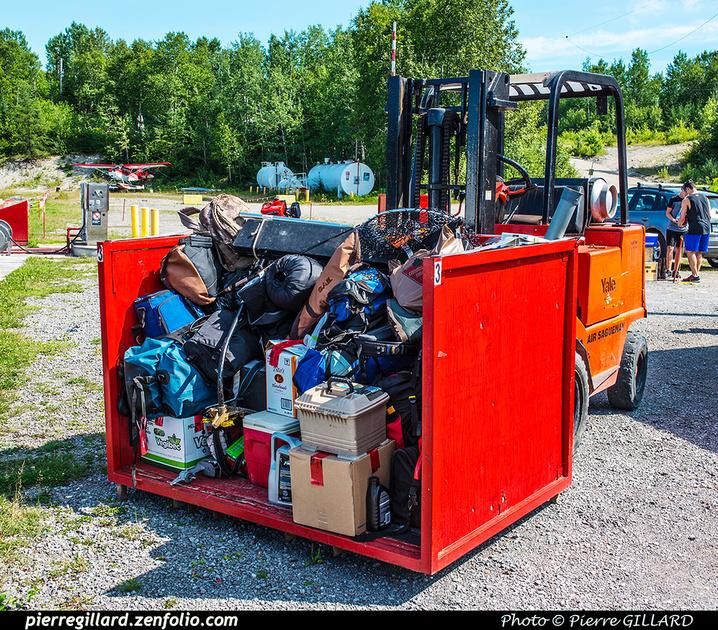Pierre GILLARD: Air Saguenay &emdash; 2018-618513