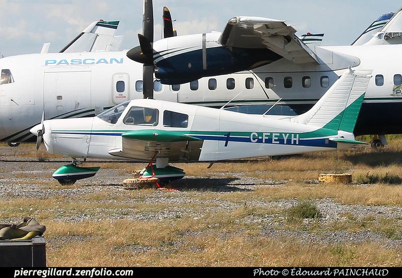 Pierre GILLARD: Private Aircraft - Avions privés : Canada &emdash; 030403