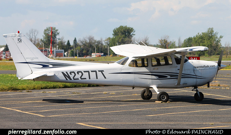 Pierre GILLARD: Private Aircraft - Avions privés : U.S.A. &emdash; 030405