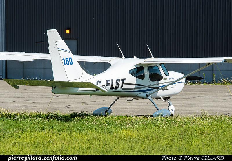 Pierre GILLARD: Canada - Symphony Aircraft Industries &emdash; 2018-422684