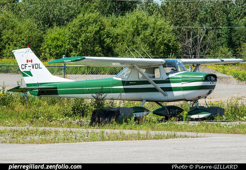 Pierre GILLARD: Private Aircraft - Avions privés : Canada &emdash; 2018-422664