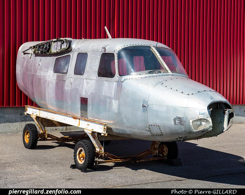 Pierre GILLARD: AeroCommander C-FQLR &emdash; 2018-619506