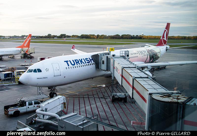 Pierre GILLARD: Turkish Airlines &emdash; 2018-527421