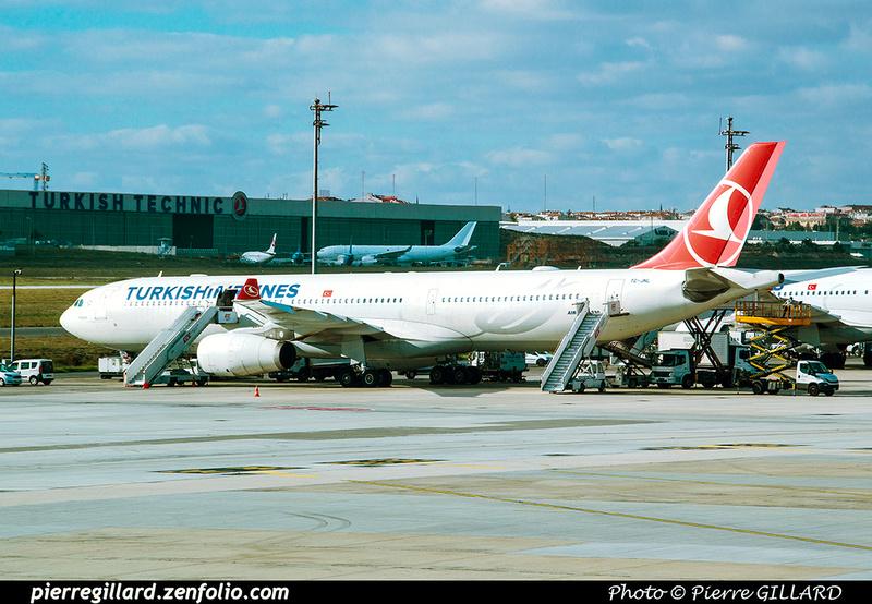 Pierre GILLARD: Turkish Airlines &emdash; 2018-525298