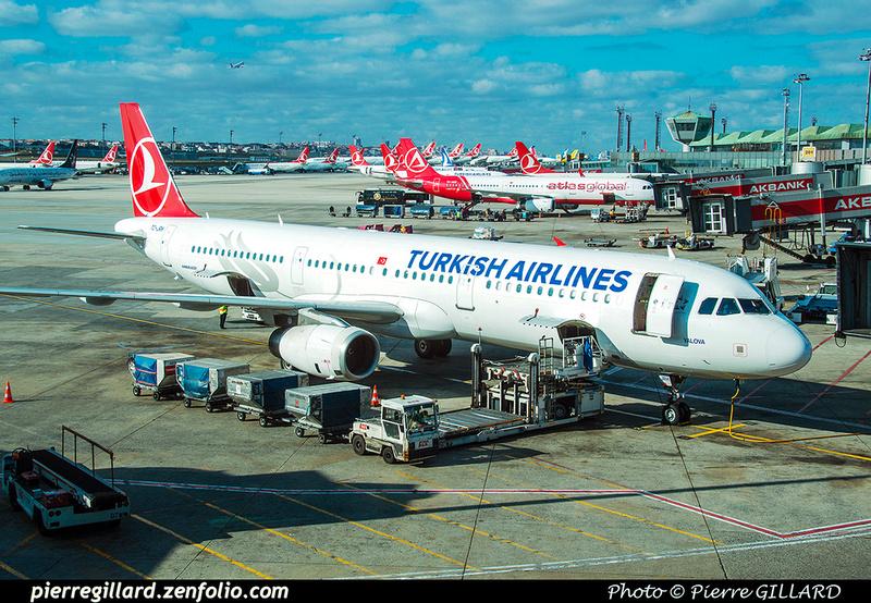 Pierre GILLARD: Turkish Airlines &emdash; 2018-525272
