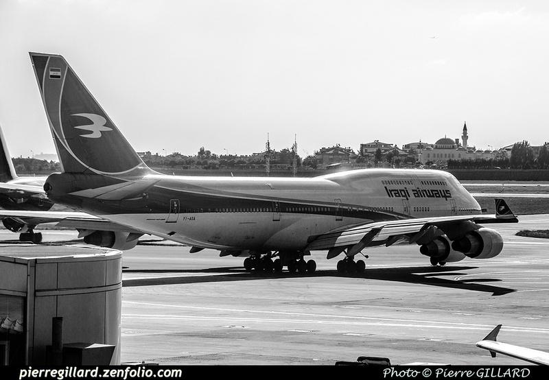 Pierre GILLARD: Iraqi Airways - الخطوط الجوية العراقية &emdash; 2018-525276