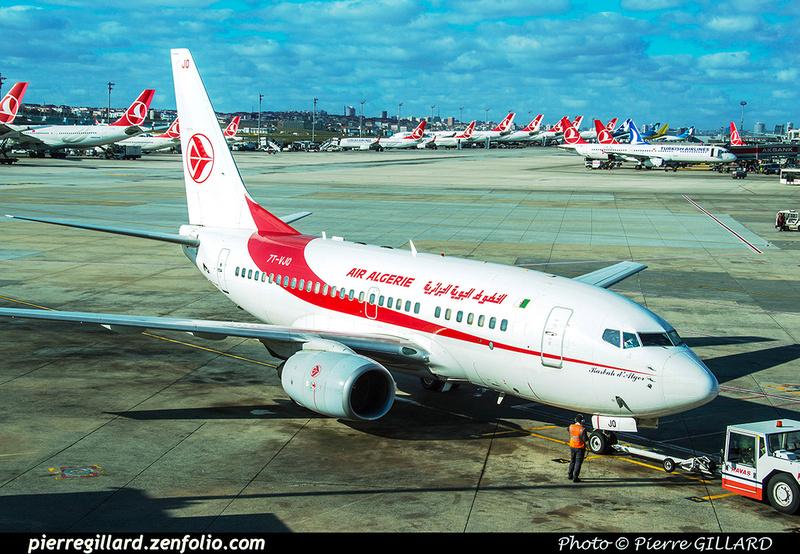 Pierre GILLARD: Air Algérie - الخطوط الجوية الجزائرية &emdash; 2018-525287