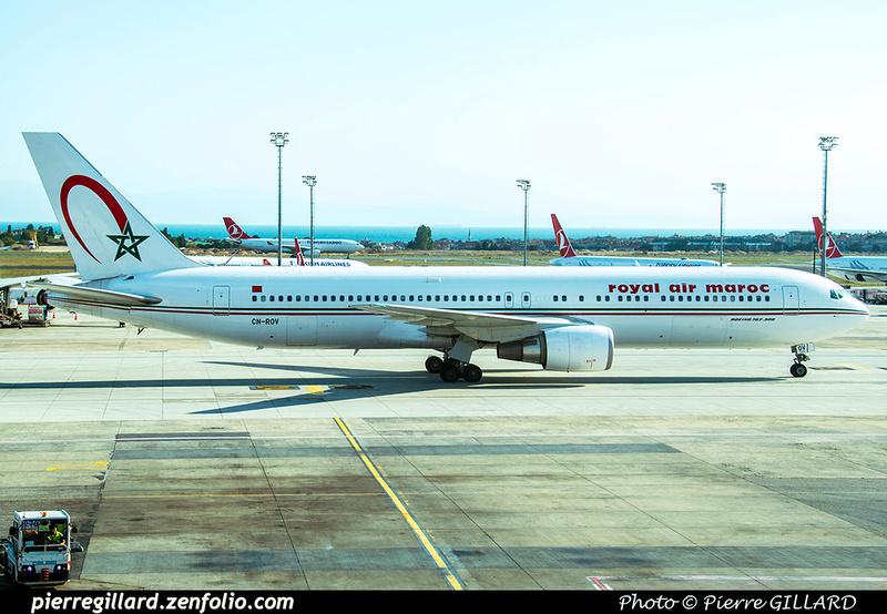 Pierre GILLARD: Royal Air Maroc - الخطوط الملكية المغربية &emdash; 2018-525250