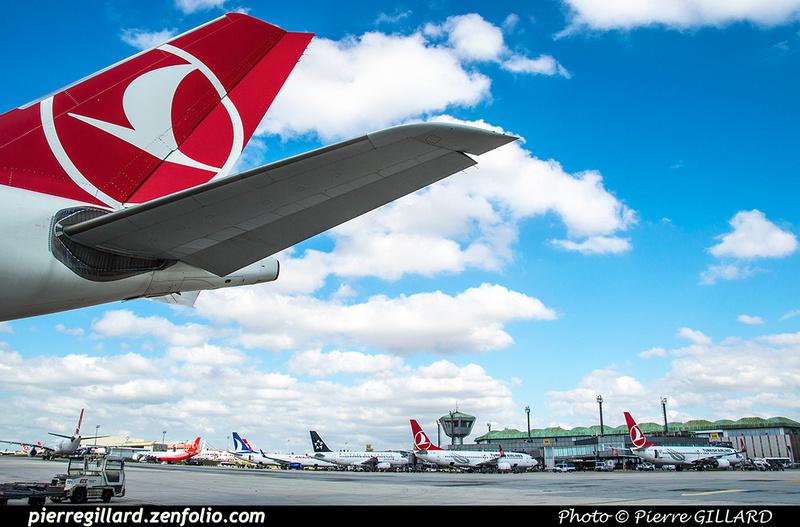 Pierre GILLARD: Turkey : LTAB - Istanbul Atatürk &emdash; 2018-525241