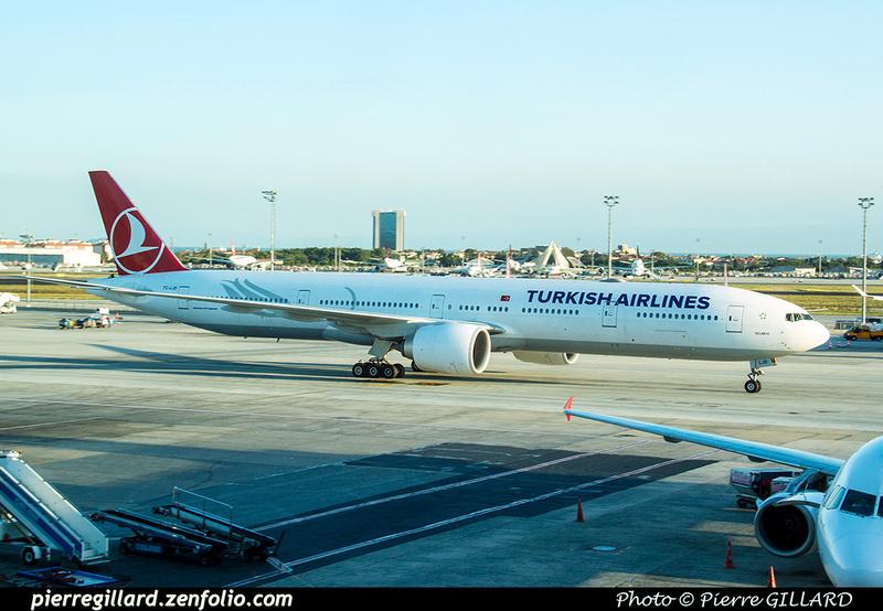 Pierre GILLARD: Turkish Airlines &emdash; 2018-525333