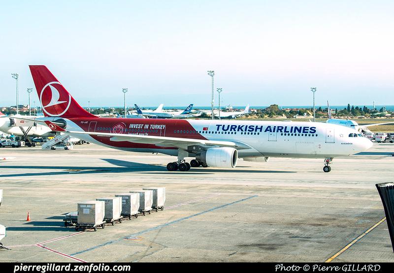 Pierre GILLARD: Turkish Airlines &emdash; 2018-525312