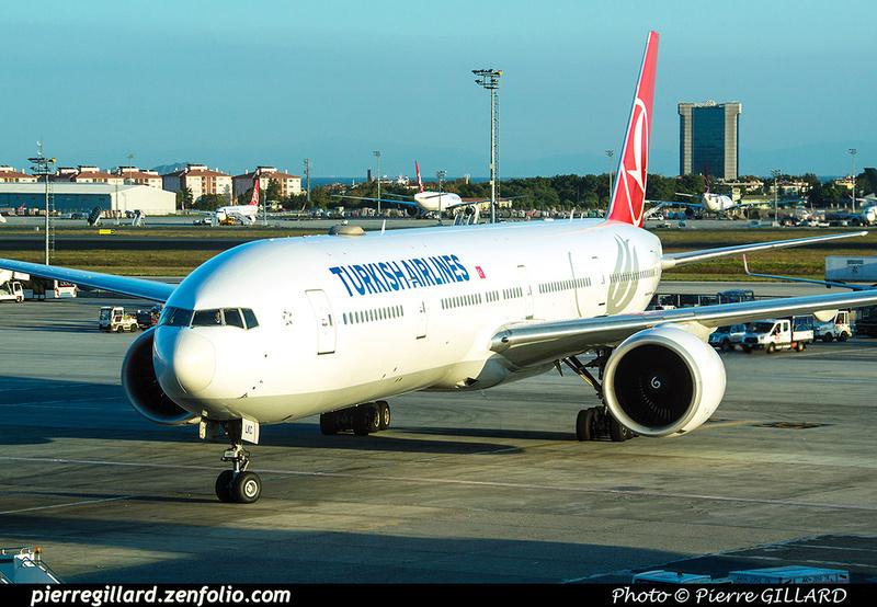 Pierre GILLARD: Turkish Airlines &emdash; 2018-525345