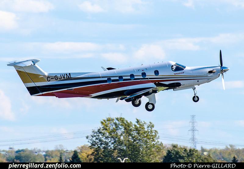 Pierre GILLARD: Pascan Aviation &emdash; 2018-711223