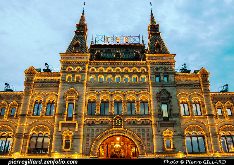 Pierre GILLARD: Moscou (Москва) : Magasins Goum - ГУМ &emdash; 2018-525459
