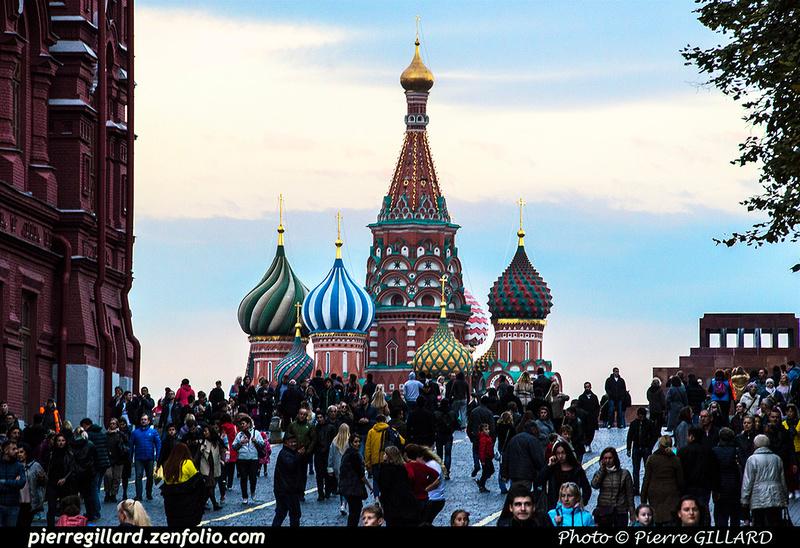 Pierre GILLARD: Moscou (Москва) &emdash; 2018-525452