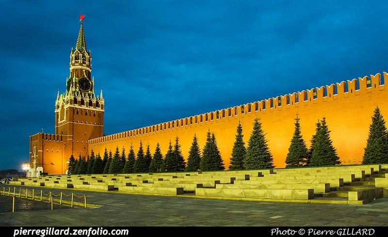 Pierre GILLARD: Moscou (Москва) &emdash; 2018-525532