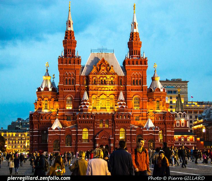 Pierre GILLARD: Moscou (Москва) &emdash; 2018-525525