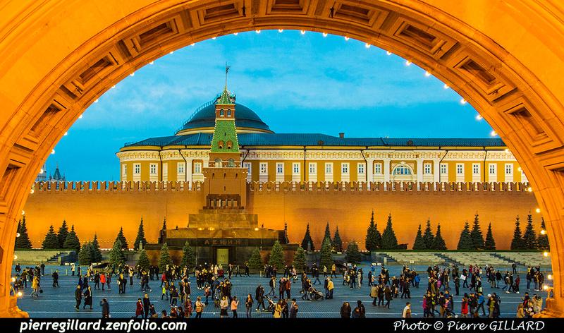 Pierre GILLARD: Moscou (Москва) &emdash; 2018-525515