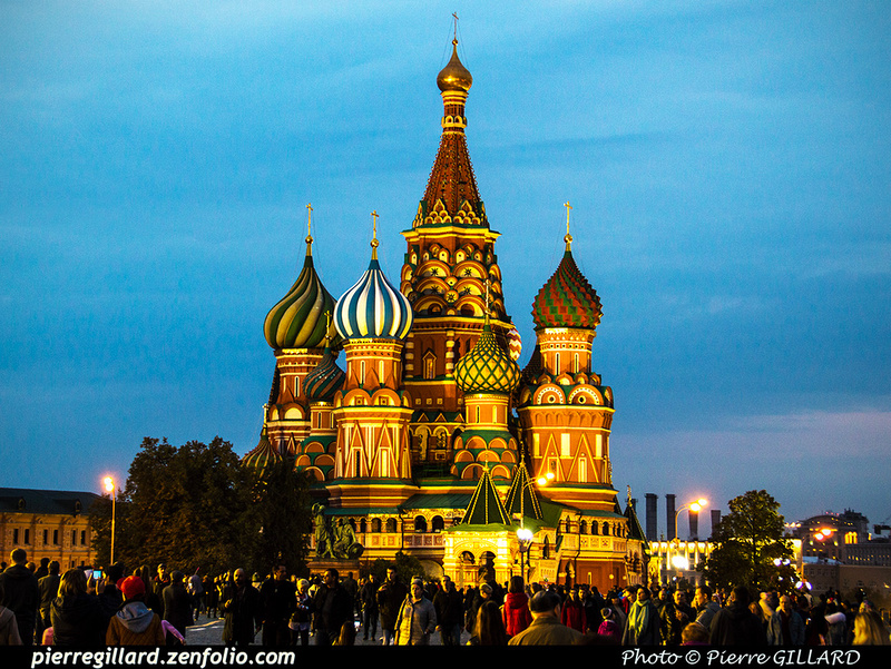 Pierre GILLARD: Moscou (Москва) &emdash; 2018-525531