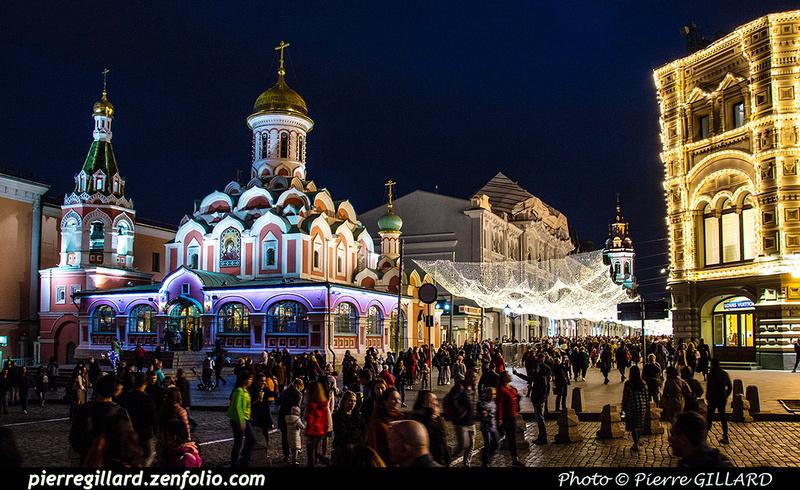 Pierre GILLARD: Moscou (Москва) &emdash; 2018-525557