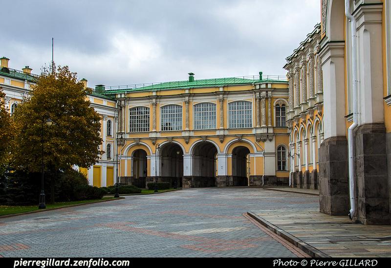 Pierre GILLARD: Moscou (Москва) : Kremlin de Moscou (Московский Кремль) &emdash; 2018-525600