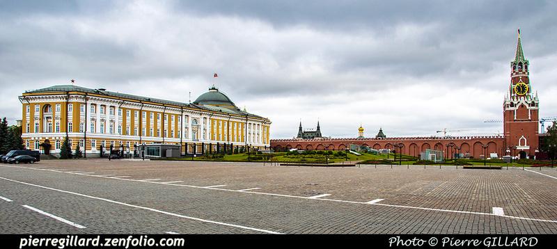 Pierre GILLARD: Moscou (Москва) : Kremlin de Moscou (Московский Кремль) &emdash; 2018-525624