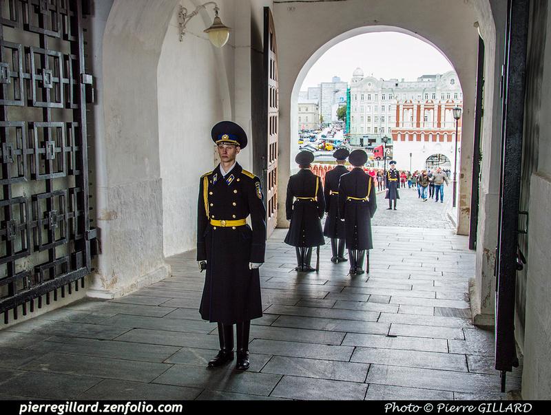 Pierre GILLARD: Moscou (Москва) : Kremlin de Moscou (Московский Кремль) &emdash; 2018-525628