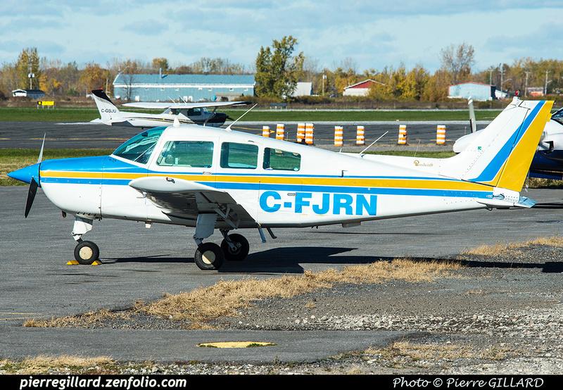 Pierre GILLARD: Private Aircraft - Avions privés : Canada &emdash; 2018-423800