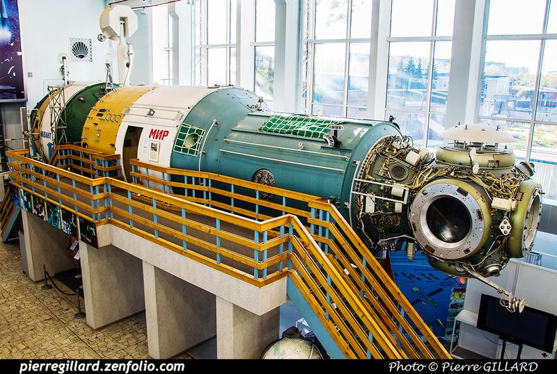 Pierre GILLARD: Russia : RKK Energia Museum (Музей РКК Энергия) &emdash; 2018-525676