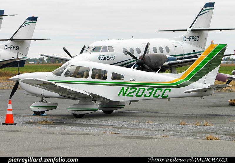 Pierre GILLARD: Private Aircraft - Avions privés : U.S.A. &emdash; 030414