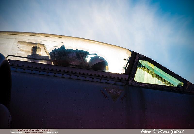 Pierre GILLARD: Avro CF-100 #100760 : détails &emdash; 2018-620112