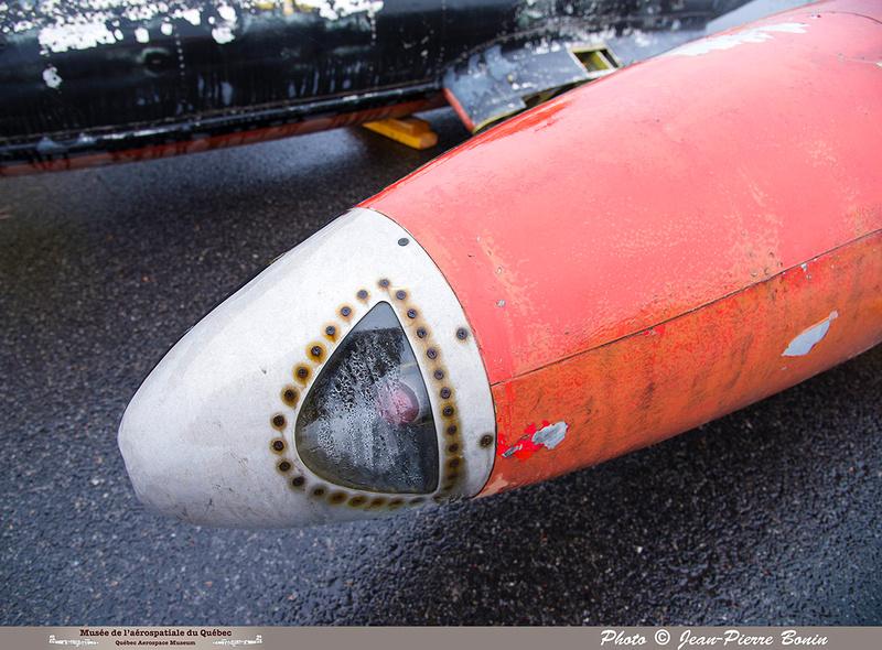 Pierre GILLARD: Avro CF-100 #100760 : détails &emdash; 2018-JPB-0184