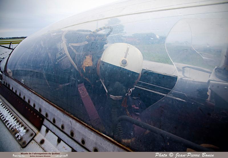 Pierre GILLARD: Avro CF-100 #100760 : détails &emdash; 2018-JPB-0256