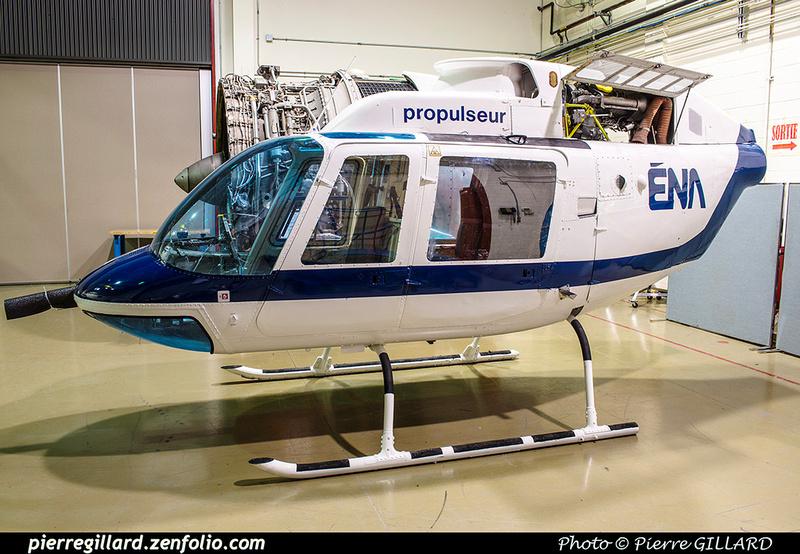 Pierre GILLARD: Bell 206B Jet Ranger II C-FOAN &emdash; 2018-620248