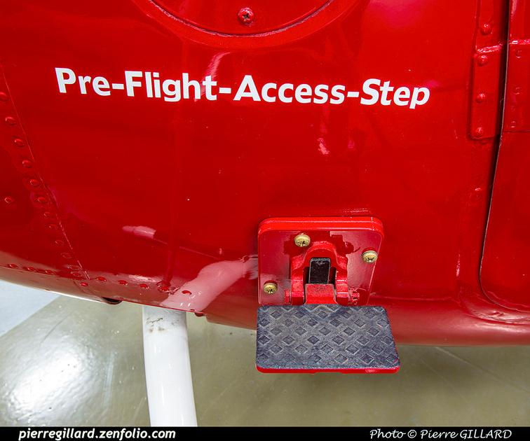 Pierre GILLARD: Bell 206B Jet Ranger II C-GQKU &emdash; 2018-620289