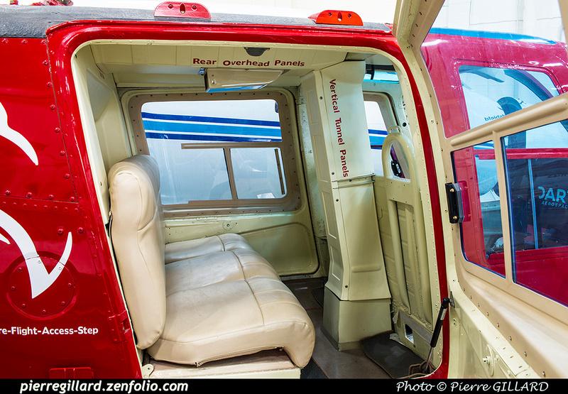 Pierre GILLARD: Bell 206B Jet Ranger II C-GQKU &emdash; 2018-620309