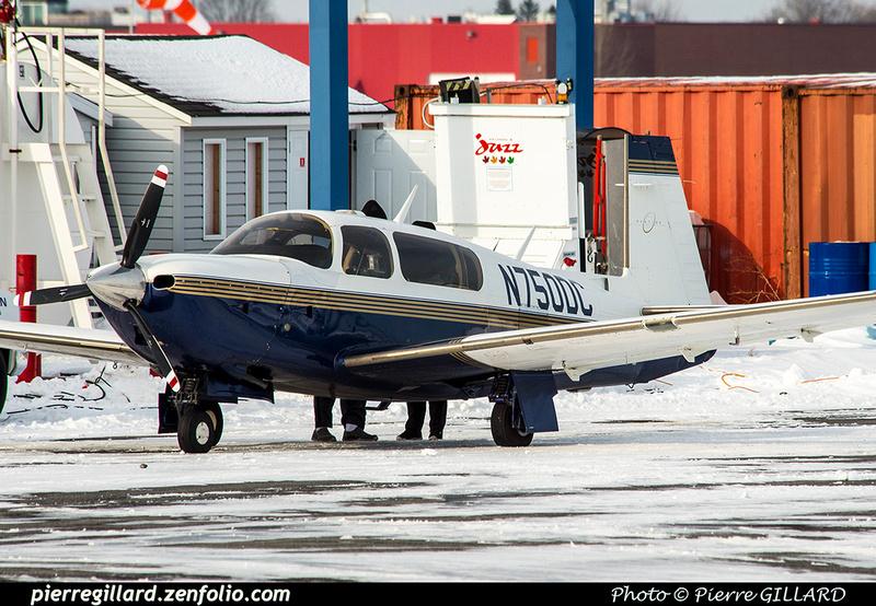 Pierre GILLARD: Private Aircraft - Avions privés : U.S.A. &emdash; 2018-423880