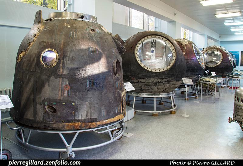 Pierre GILLARD: Russia : RKK Energia Museum (Музей РКК Энергия) &emdash; 2018-525684