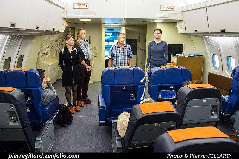 Pierre GILLARD: Russia - École des agents de bord de l'Aeroflot - Тренажерный комплекс Аэрофлота &emdash; 2018-525874