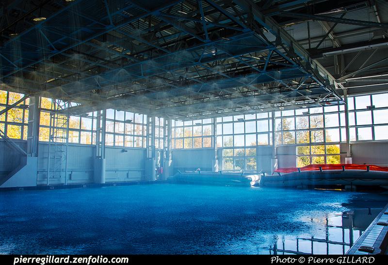 Pierre GILLARD: Russia - École des agents de bord de l'Aeroflot - Тренажерный комплекс Аэрофлота &emdash; 2018-525899