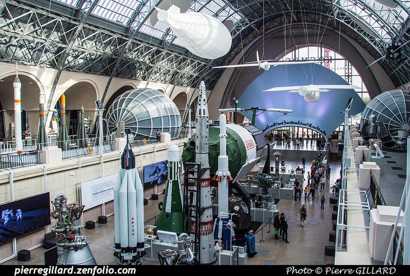 Pierre GILLARD: Russia : VDNKh - Centre panrusse des expositions - Всероссийский выставочный центр &emdash; 2018-526060